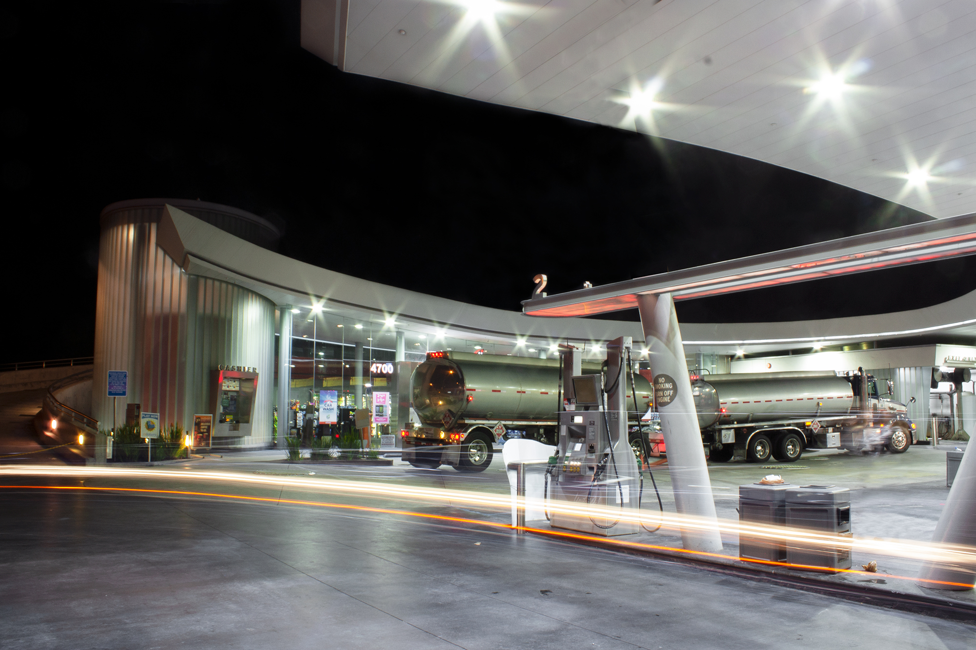PIC Fuel retail industry 2020